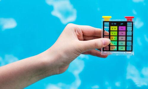 A importância de controlar o pH da piscina