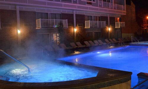 Cuidados com a piscina durante o inverno